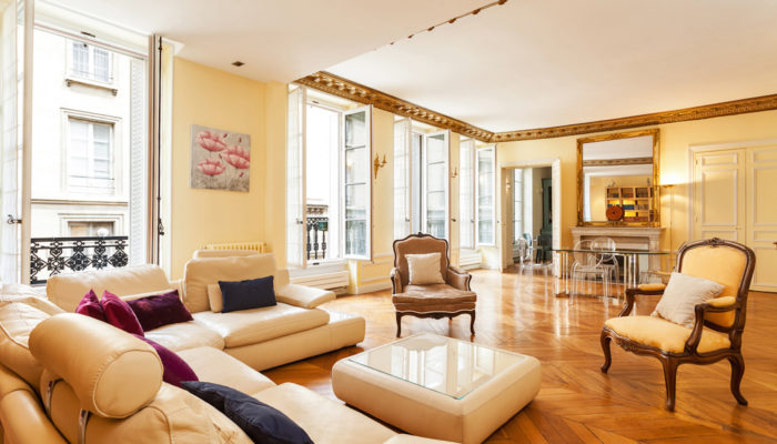 Appartement The heart of Paris